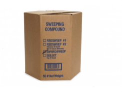 Envirosweep Sweeping Compound Absorbent Bro-Tex Customized Wiping