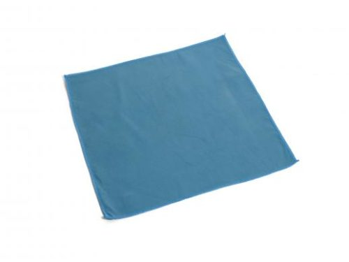 Blue Sueded Microfiber Towel MFSBDZ