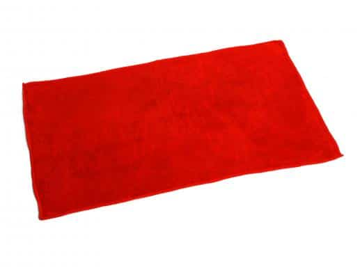 Brotex Heavy Red Microfiber for Drying Bro-Tex Customized Wiping