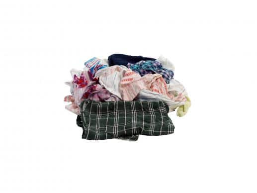 Recycled Flannel Shirting Bro-Tex Bro-Tex Customized Wiping