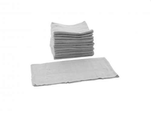 White Terry Towel ITT1316DZ Bro-Tex Customized Wiping