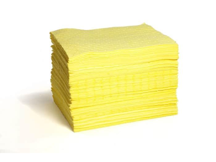 Yellow Hazmat Pad SHM57